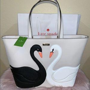 Kate Spade Swan Around Jules Handbag